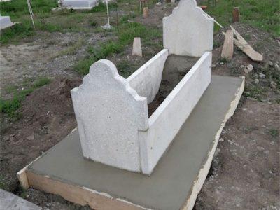 Mermer Mezar Taşı